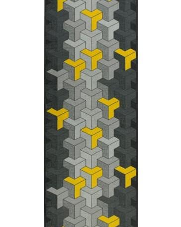 NON-SLIP MODERN CHEAP STAIRS RUNNER HALLWAY XLARGE SMALL CARPET 67-80-100cm RUGS